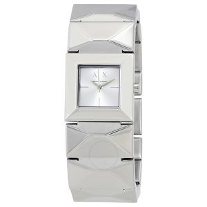 A/X Armani Exchange women's stainless steel watch